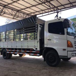 รถ6ล้อรับจ้างจังหวัดปทุมธานี 092-1458914 ราคาถูก!!! รับจ้างขนของ รถขนของ