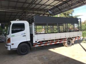รถหกล้อรับจ้างทั่วไทย
